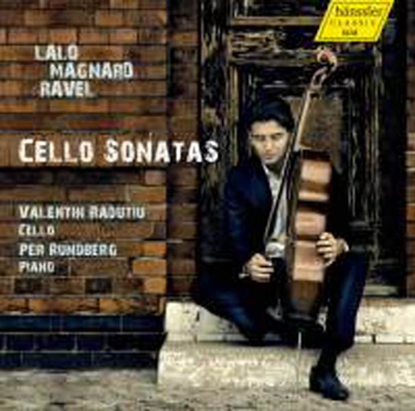 ����, ���׳��� & ��: ÿ�� �ҳ�Ÿ (Lalo, Magnard & Ravel: Cello Sonatas)