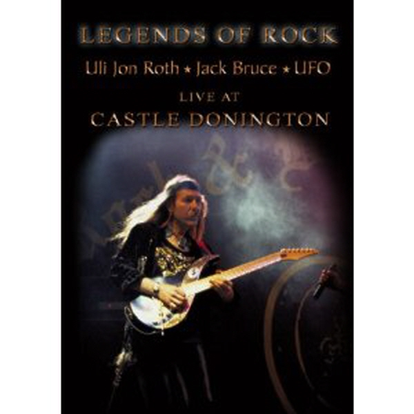 Uli Jon Roth - Legends of Rock Live at Castle Donington (2001)(DVD-9) Japan Edition