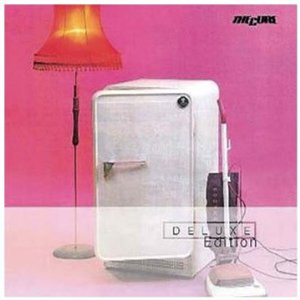 Three Imaginary Boys [2CD Deluxe Edition][Jewel Case]